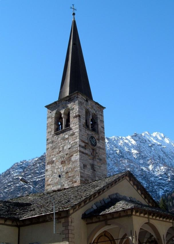 church-tower-with-mountain-in-background